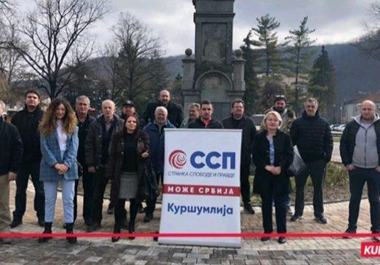 Konstituisan opštinski odbor SSP Kuršumlija
